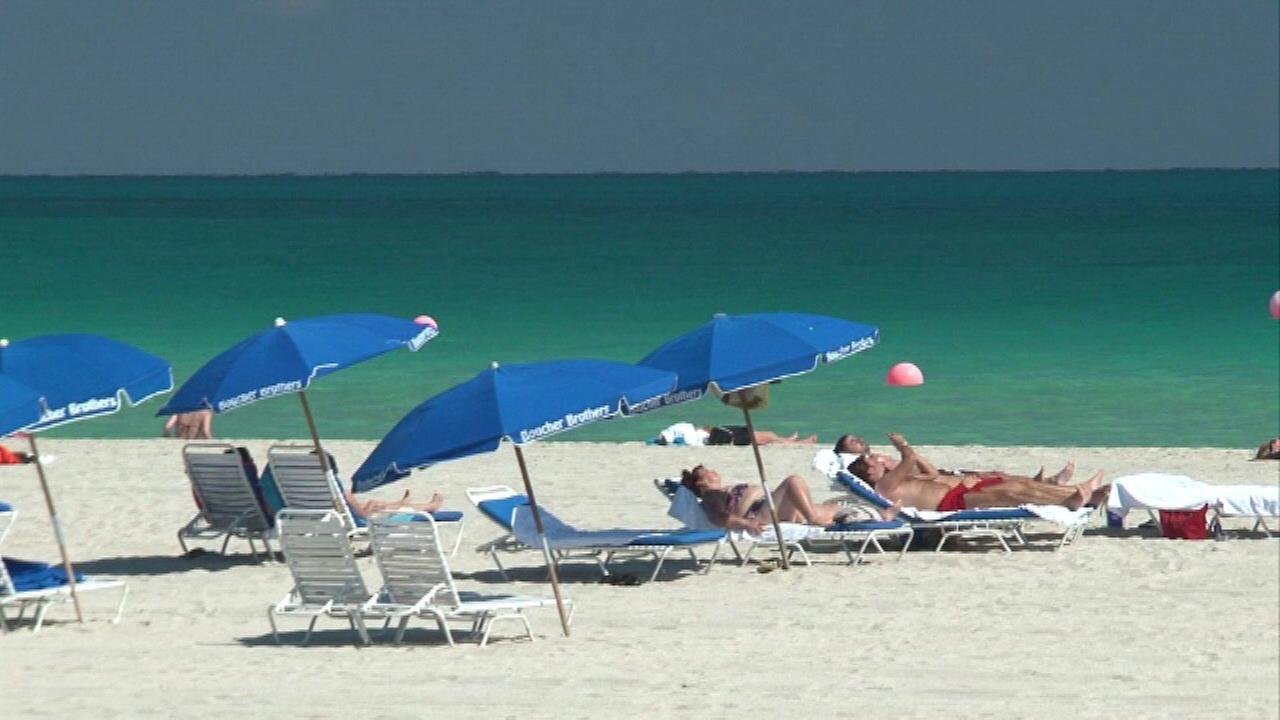 AAA reveals top vacation spots