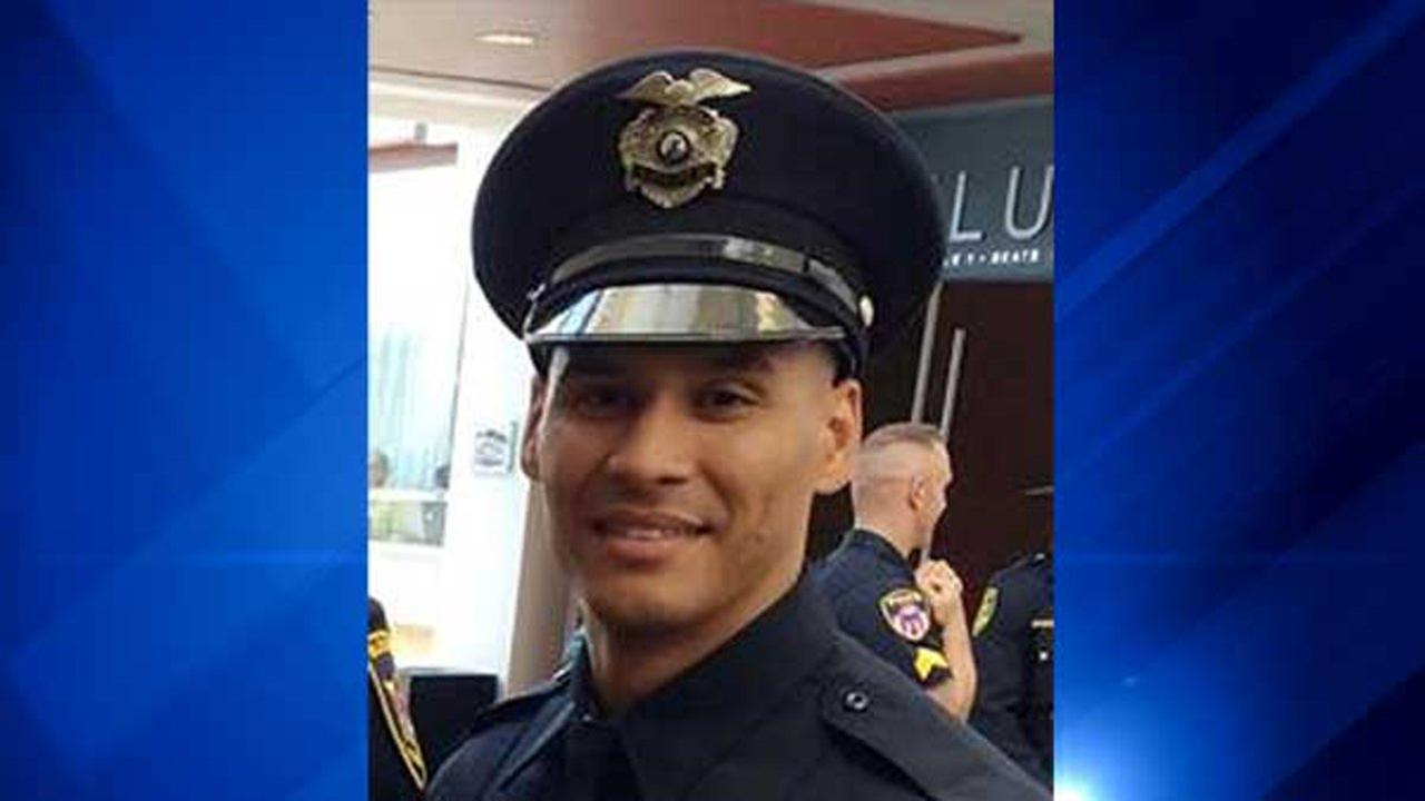 Bloomingdale Police Officer Raymond Murrell, 27.