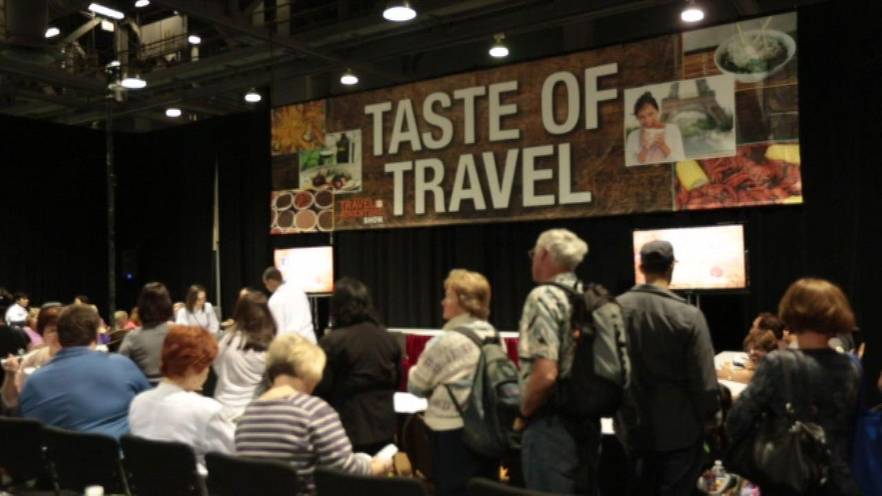 Plan your next vacation at the Chicago Travel & Adventure Show