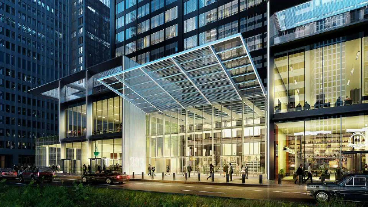 Willis Tower's Planned $500M Transformation