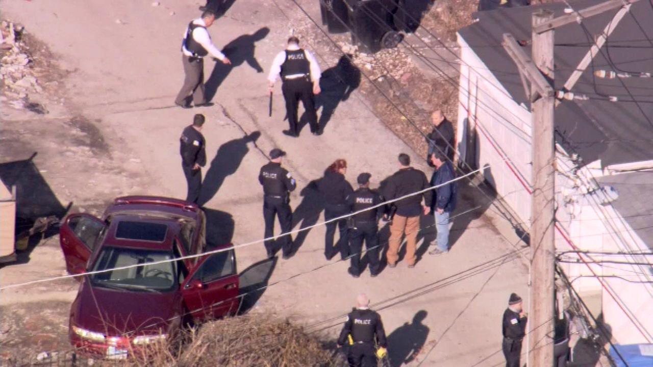 Toddler killed in drive-by shooting on Chicago's West Side