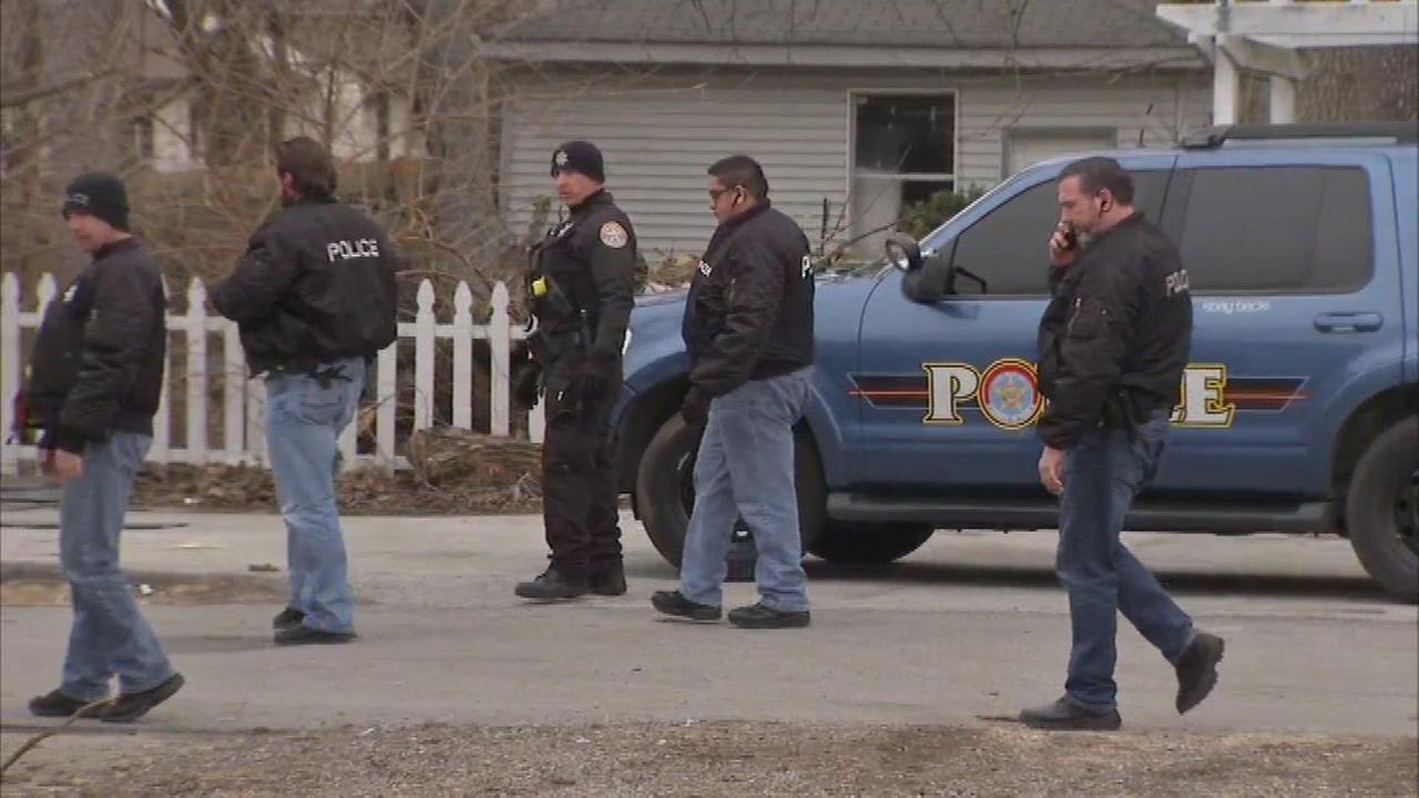 Police: Woman found dead next to Chicago Heights home