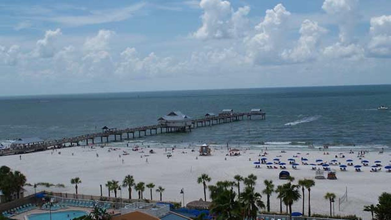 4. Clearwater Beach, Clearwater, FL