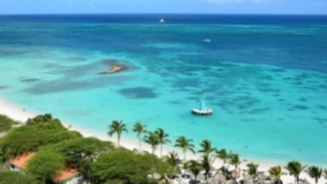 3. Eagle Beach, Palm - Eagle Beach, Aruba