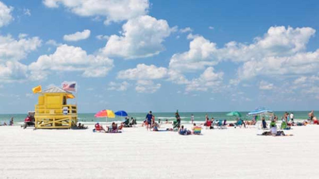1. Siesta Beach, Siesta Key, FL