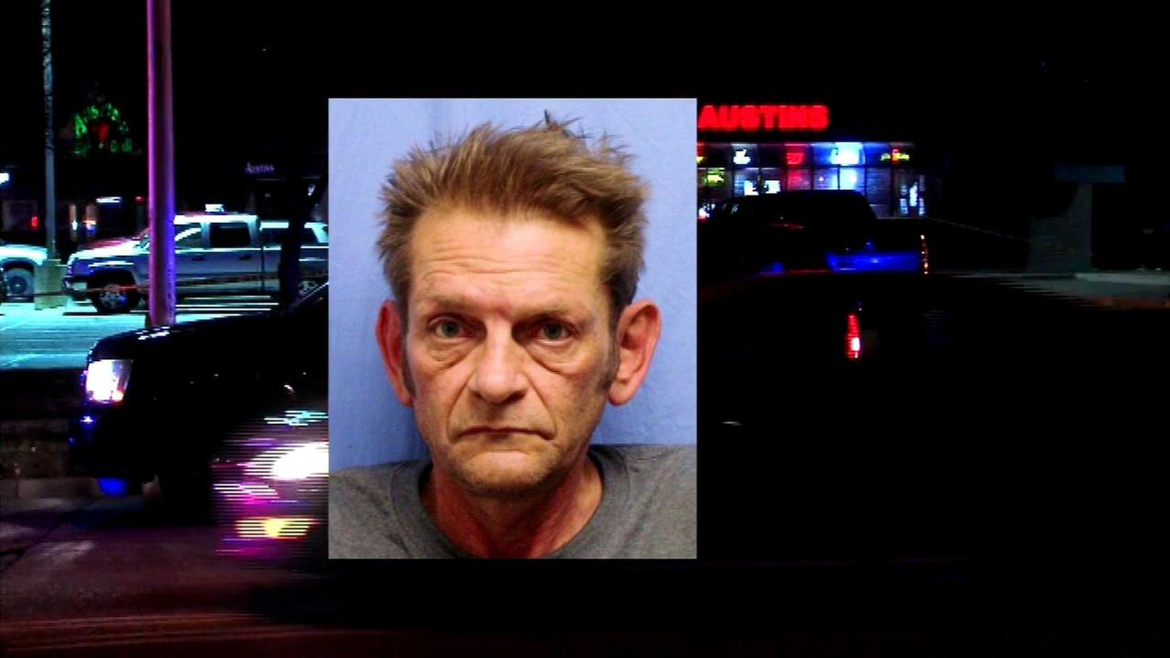 Adam W. Purinton, 51, is accused of fatally shooting an Indian immigrant in a Kansas bar.