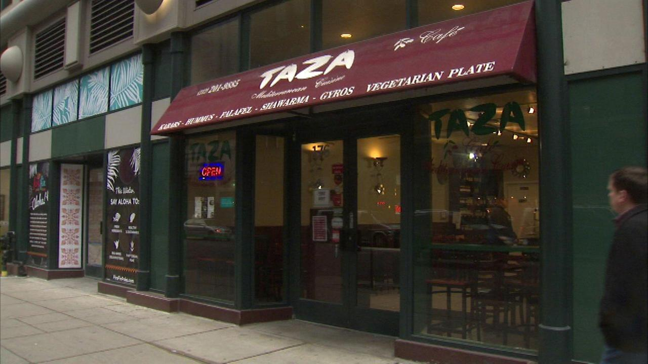 Downtown Taza Cafe robbed twice in one month, owners say