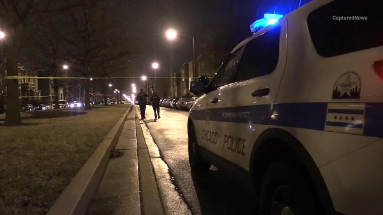 Livery driver shot by passenger in Washington Park carjacking