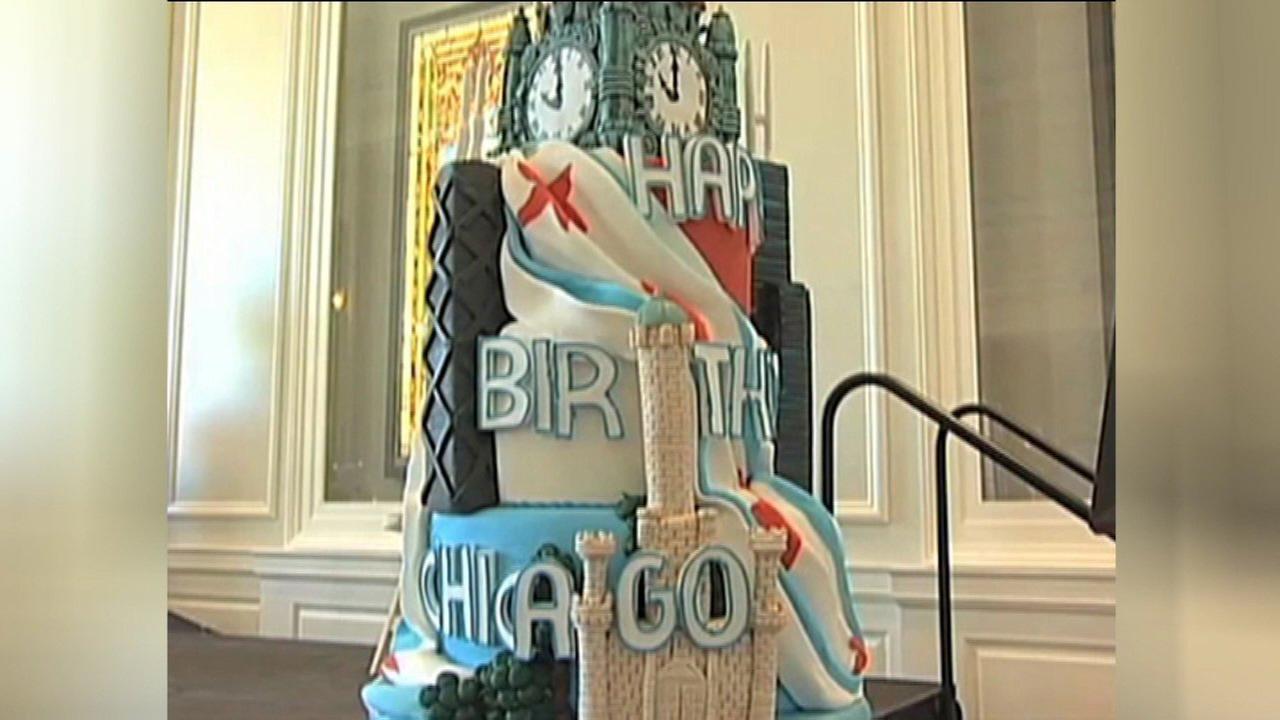 Chicago celebrates 180th birthday Saturday