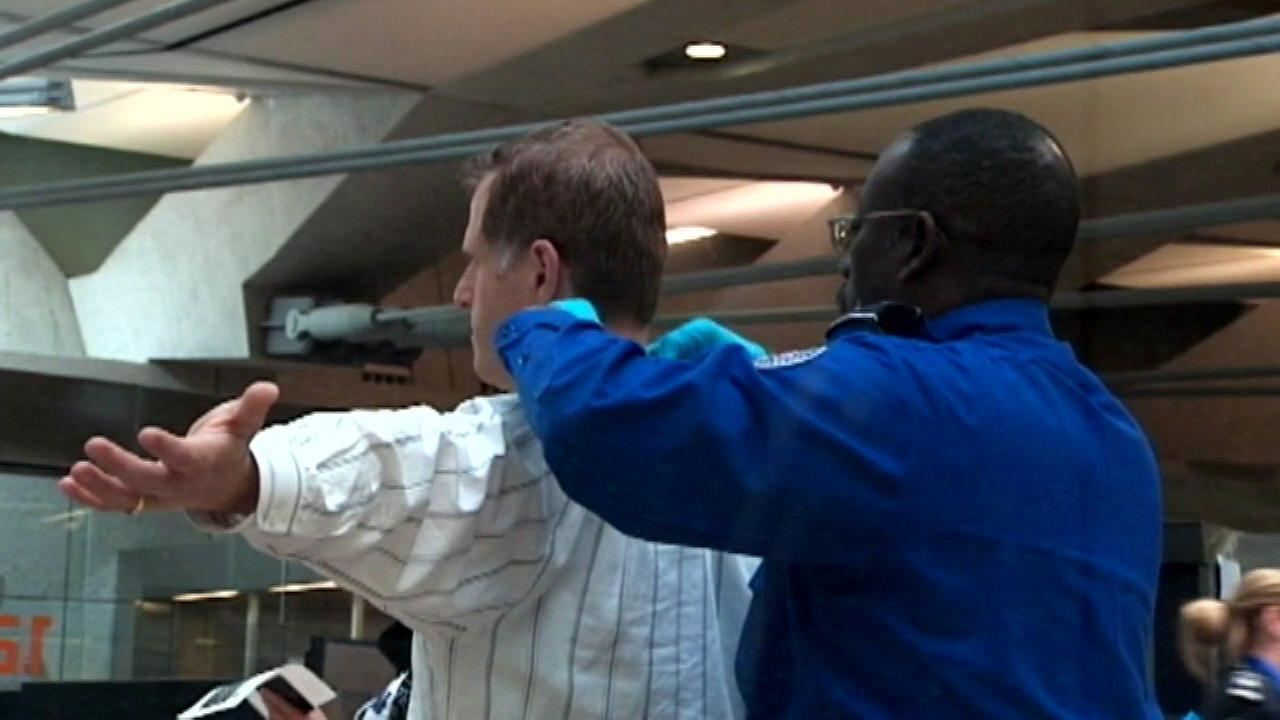 TSA pat-downs to get more intrusive for airport travelers