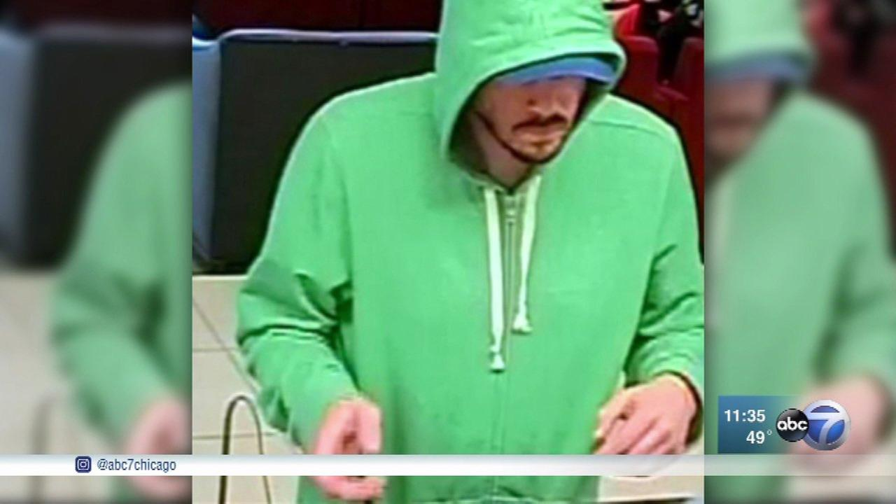 Waukegan Bank of America robbed, police say