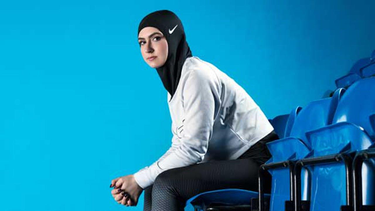 Image result for Nike unveils hijab for Muslim athletes