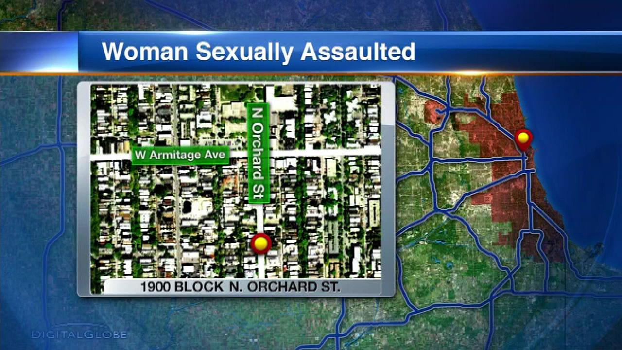 Police: Woman sexually assaulted in Lincoln Park