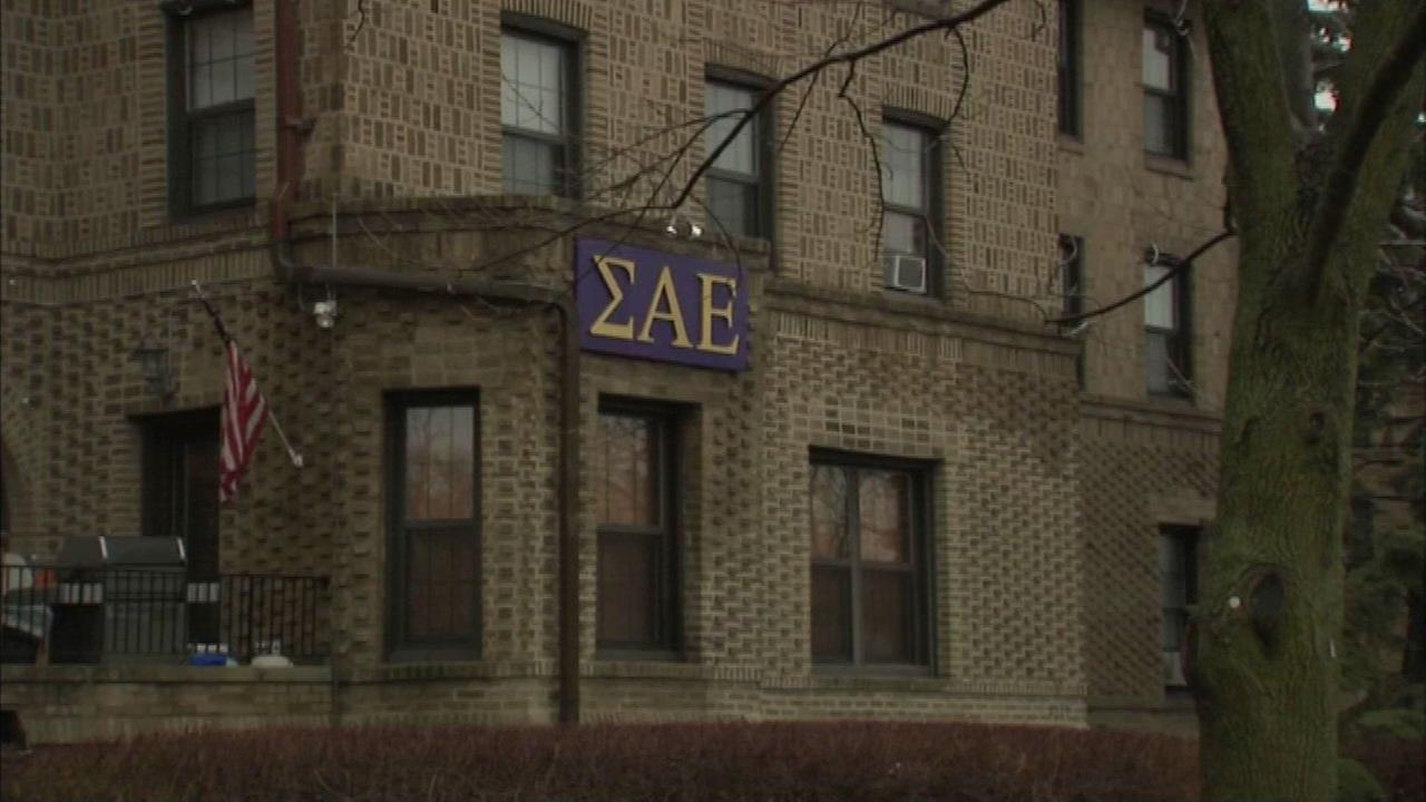 Loyola University fraternity SAE suspended 3 years for hazing