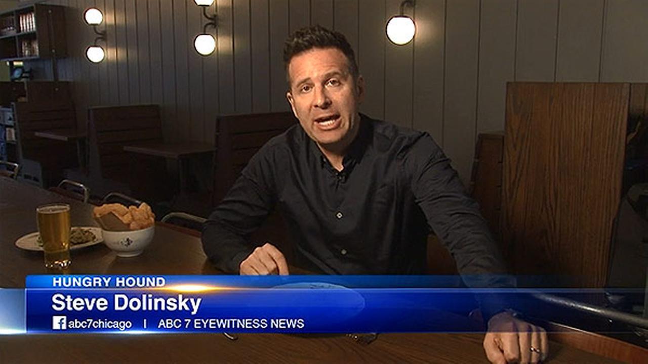 ABC7s Hungry Hound Steve Dolinsky