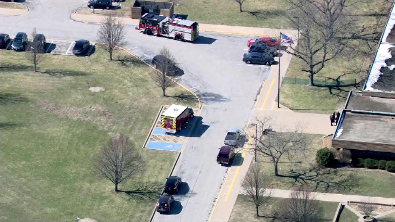 24 students, 2 teachers sickened by possible CO at Bourbonnais school