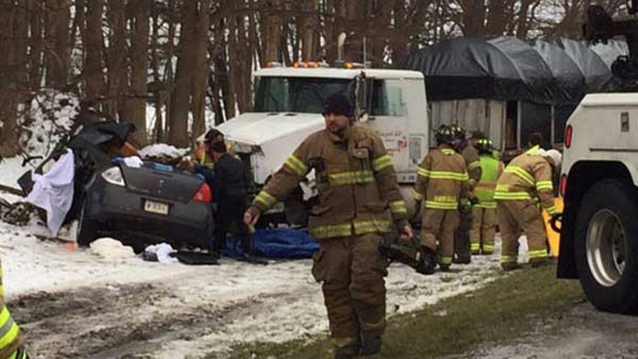 3 killed in la porte county semi crash identified 2nd for Laporte county news