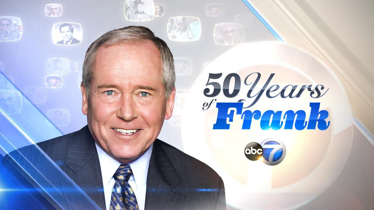 ABC7 says 'goodbye' to Frank Mathie