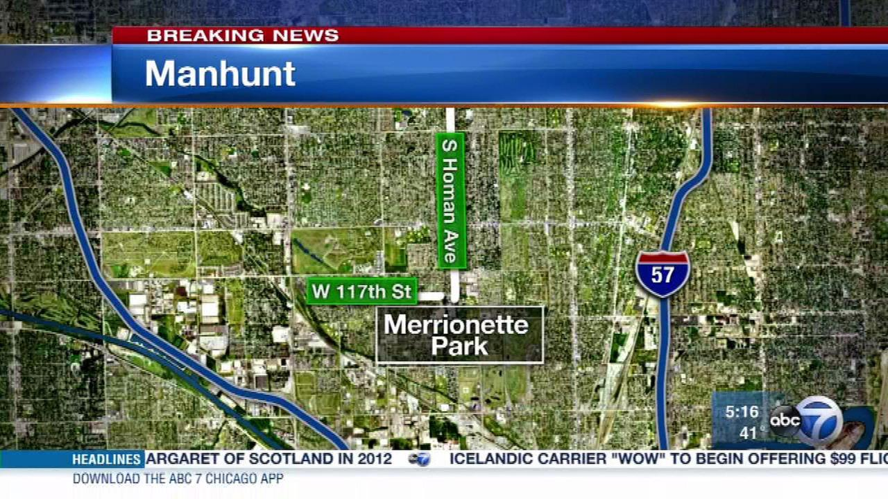 Merrionette Park burglary suspect caught in Evergreen Park