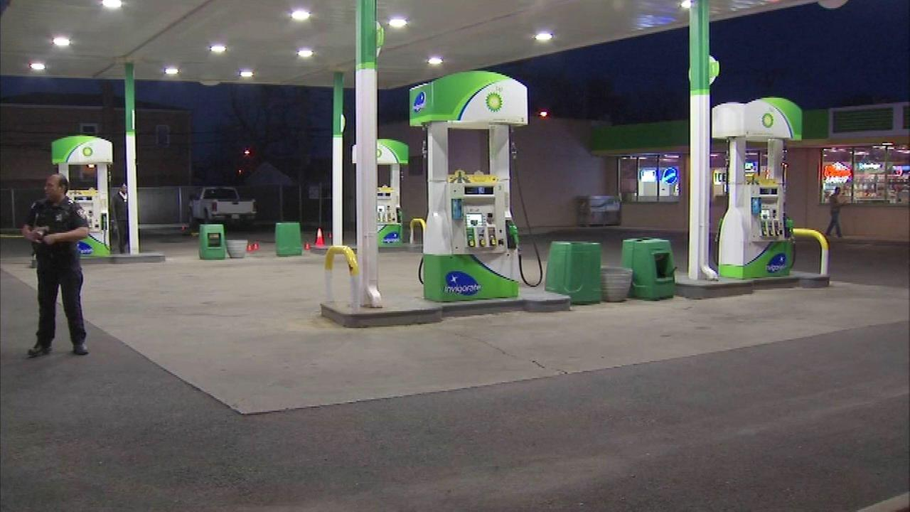 Elmwood Park police say deadly gas station shootout was 'self-defense'
