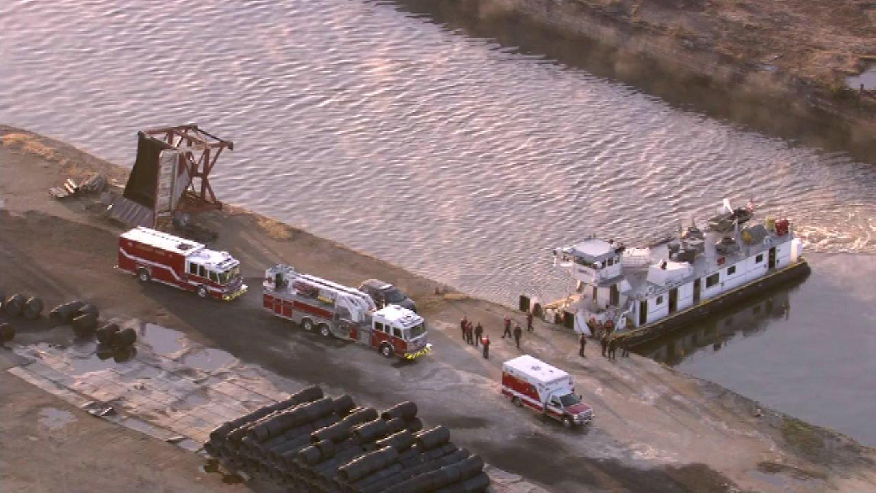 Body recovered from Illinois and Michigan Canal near Lemont