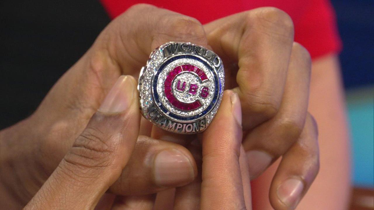 Chicago Cubs 2016 World Series player ring could be yours for $10