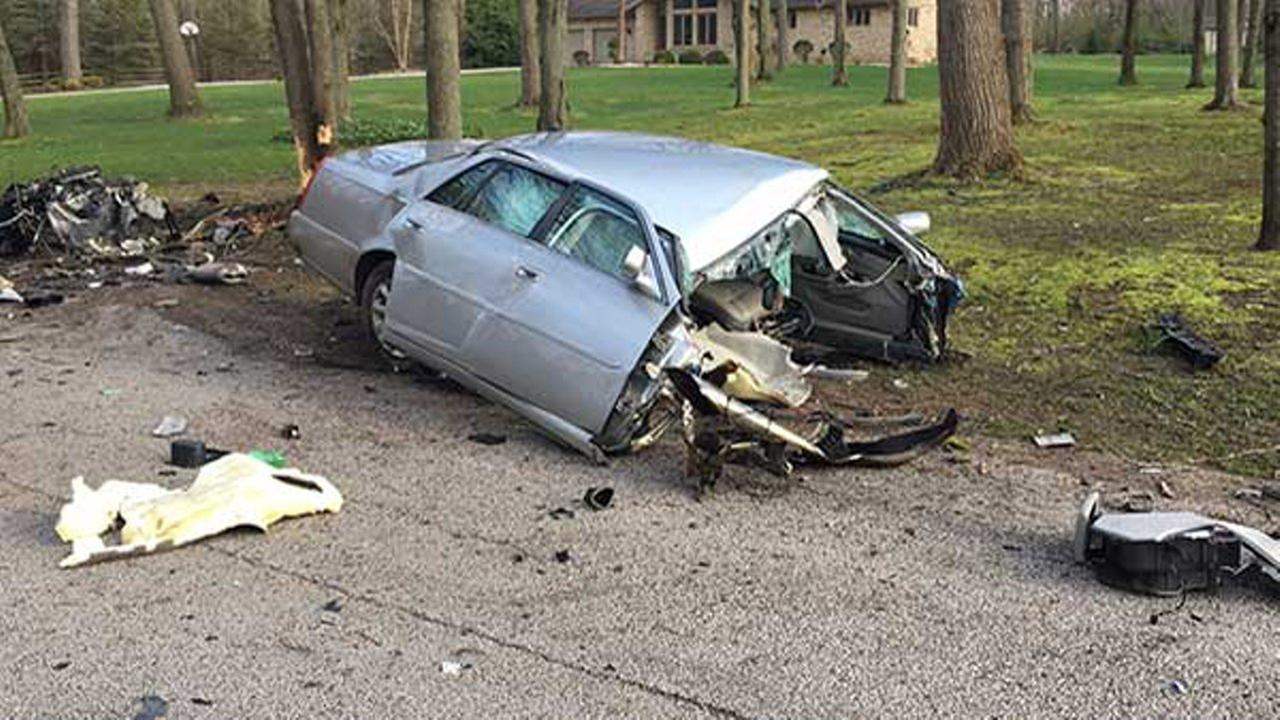 Car Crash Reports Indiana