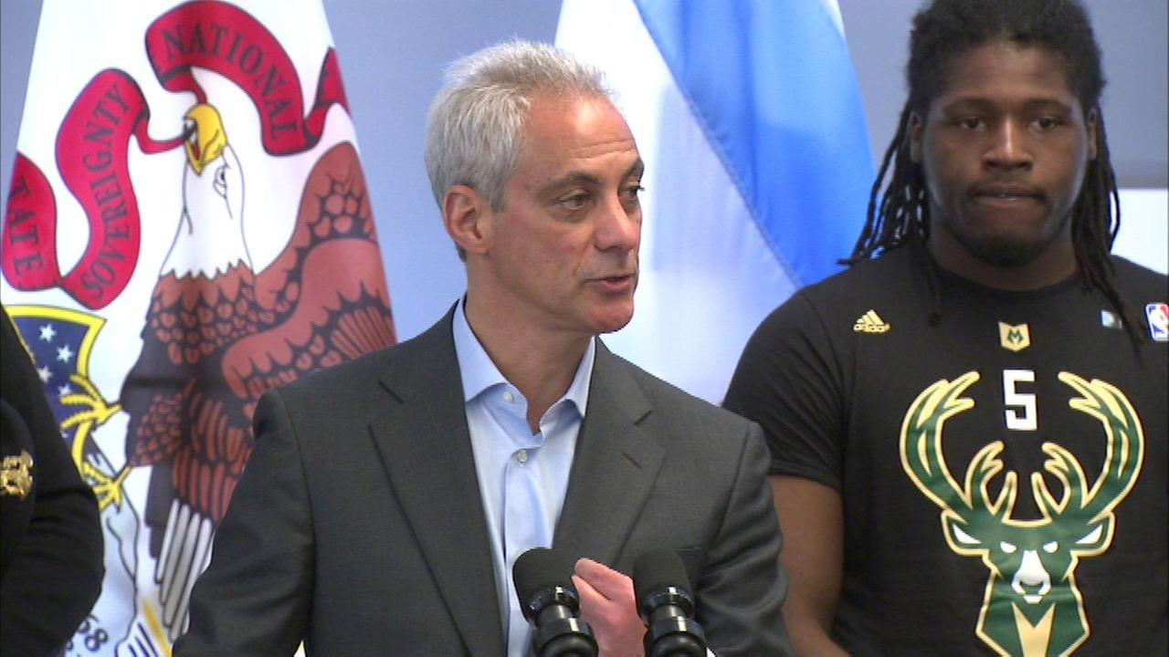 Mayor meets with anti-violence organization UCAN about gun laws