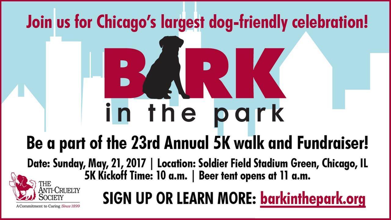 Bark in the Park 2017