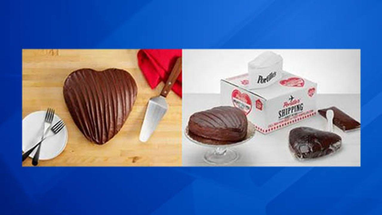 Portillo's offering heart-shaped chocolate cake for Mother's Day ...