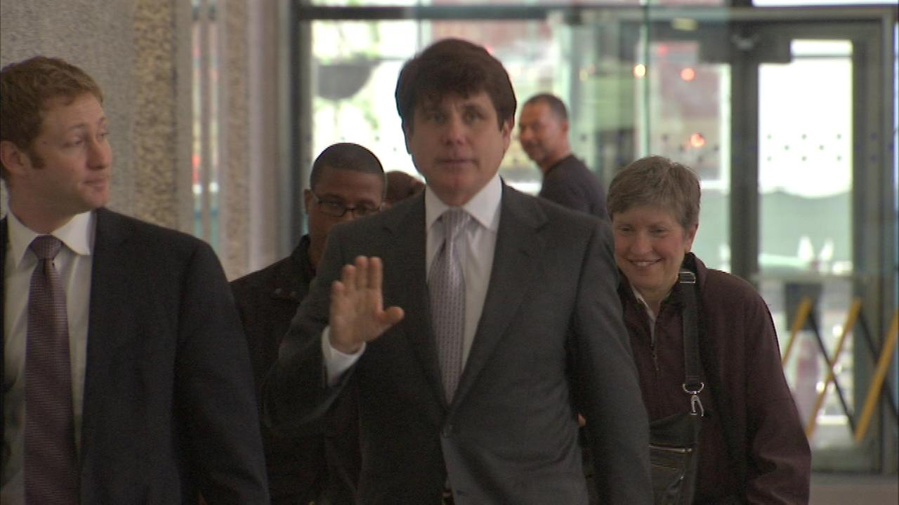 (FILE) Rod Blagojevich