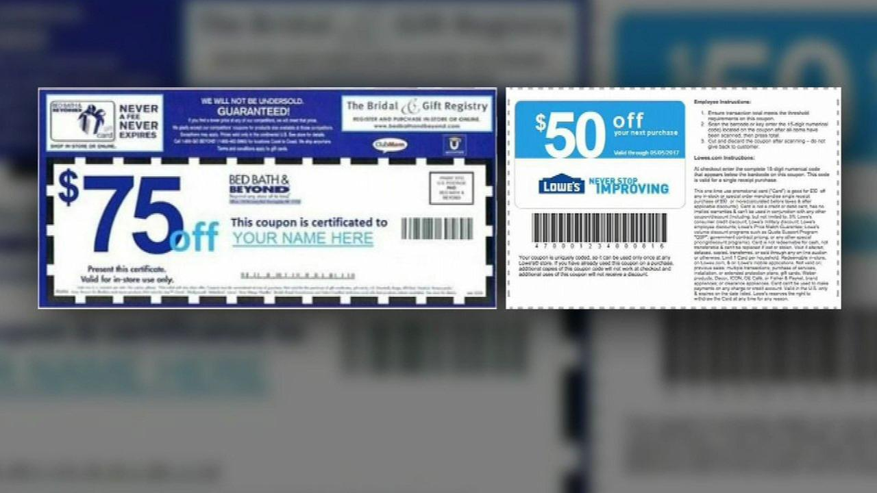 Stores warn of online Mother's Day coupon scam