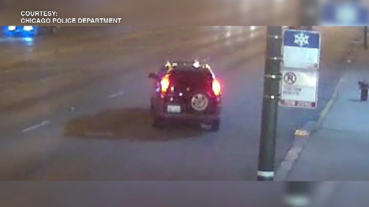 Police seek SUV that struck pedestrian in West Elsdon hit-and-run