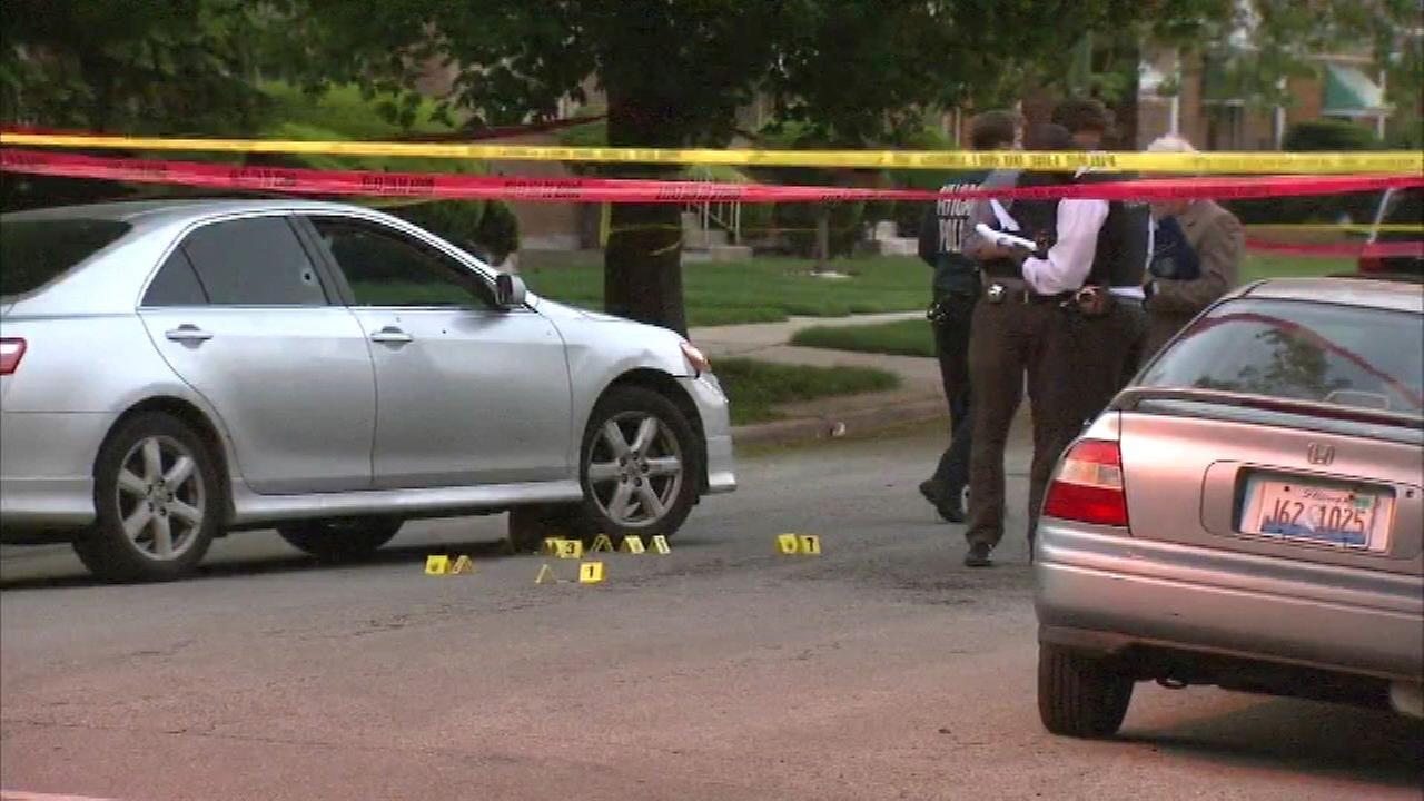Woman found fatally shot in car on Far South Side