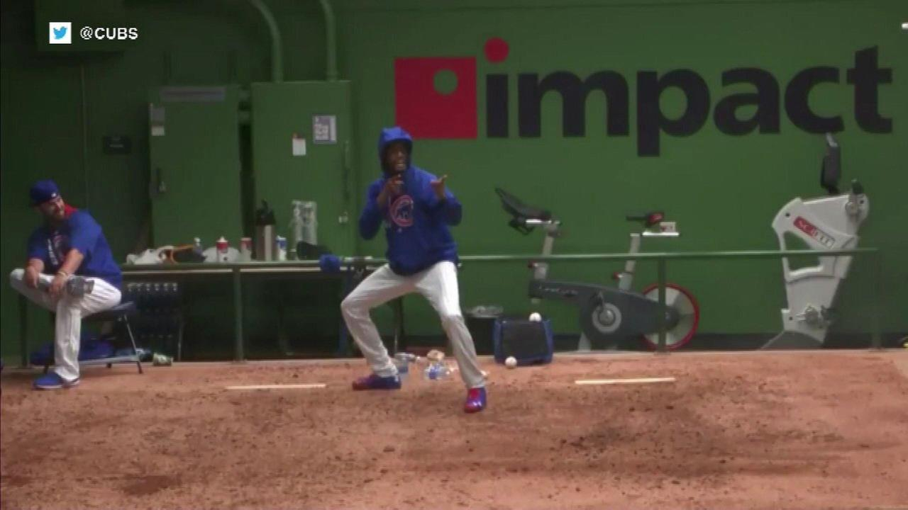 Cubs dance-off