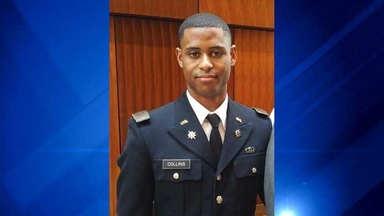 Richard Collins III, 23, was commissioned as a second lieutenant in the U.S. Army days before he was killed.