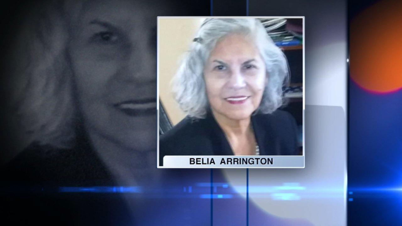 Belia Arrington.