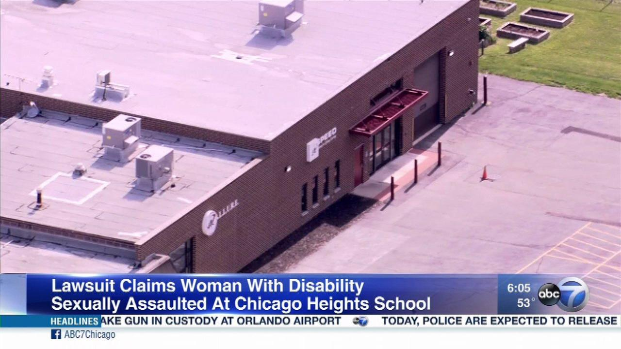 Lawsuit: Disabled student sexually assaulted twice in school bathroom