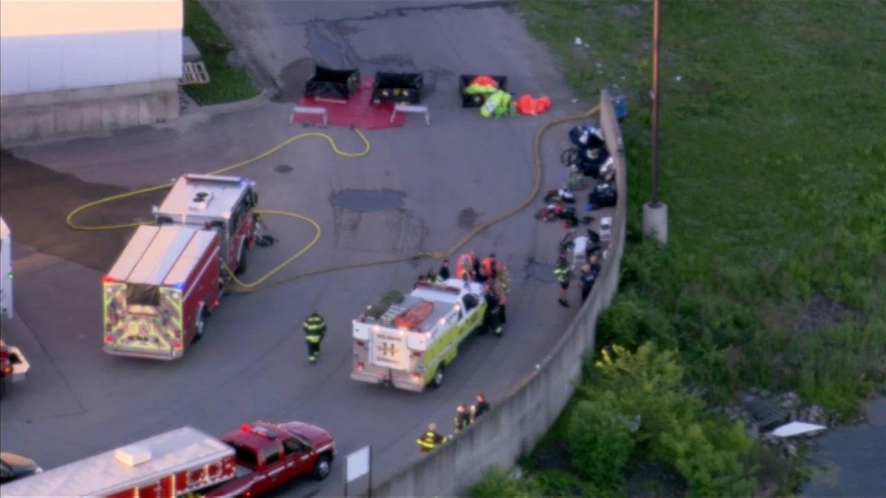 Streamwood ammonia leak sends 7 to hospital