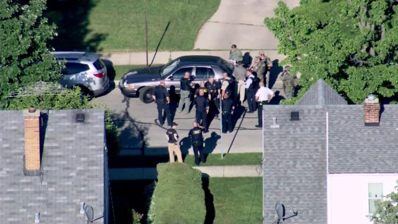 Man in custody after Villa Park SWAT response