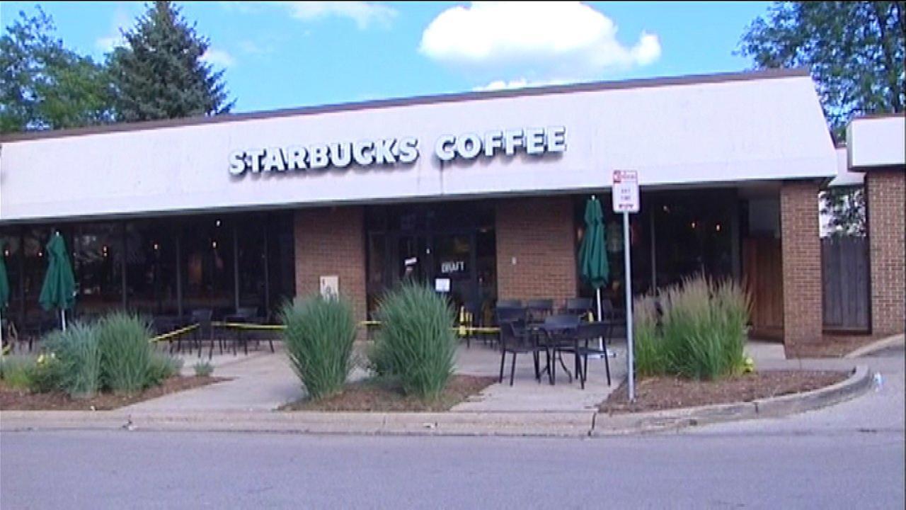 Starbucks stabbing