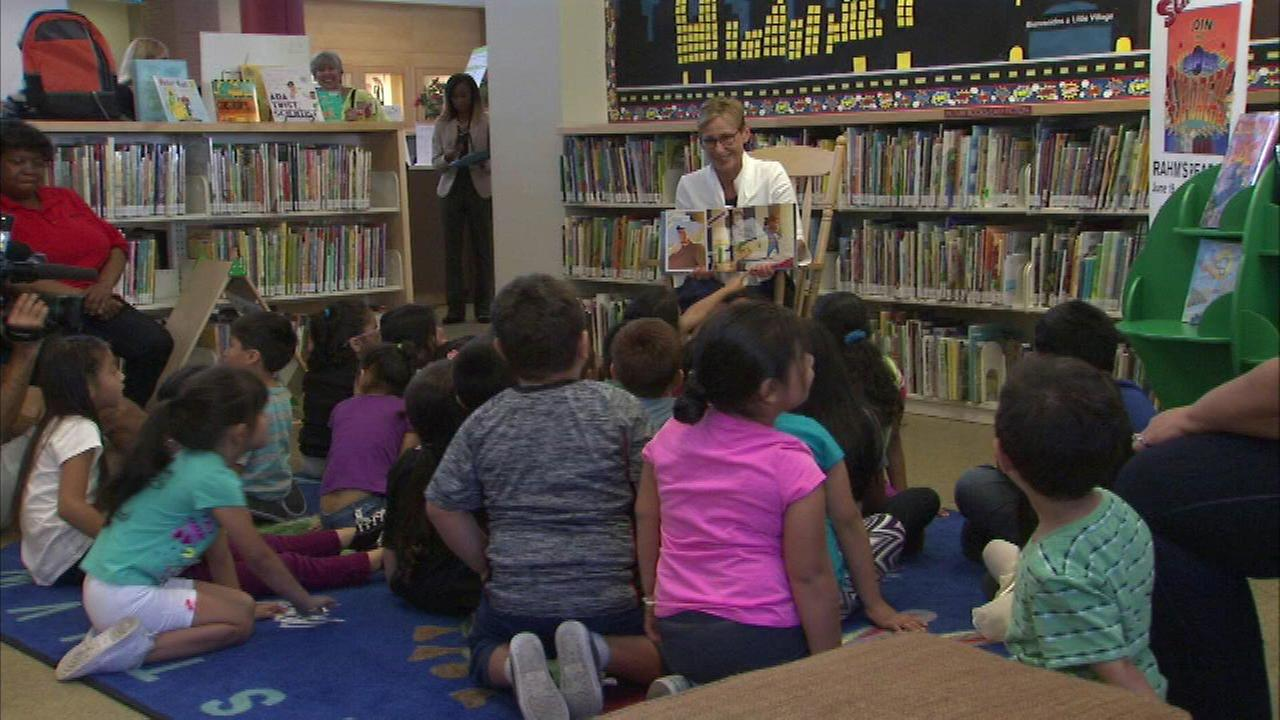 Annual Chicago summer reading initiative begins