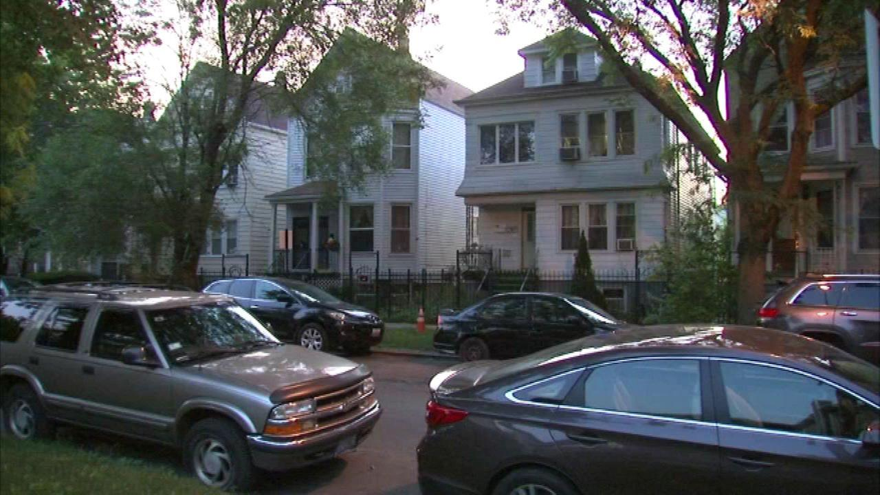 Logan Square home invasion