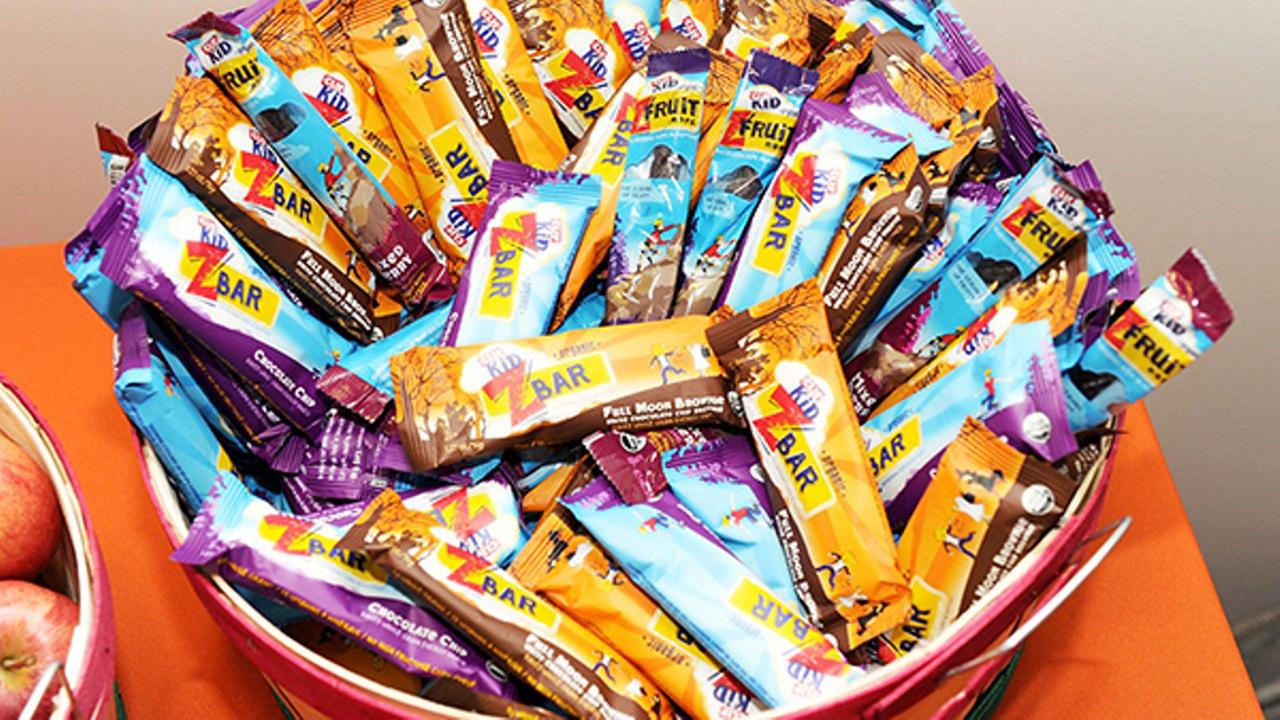 Clif Bars recalled over possible nuts