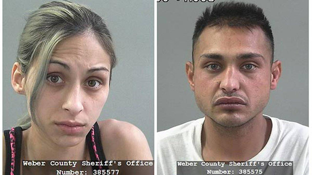 Couple accused of killing daughter allegedly hid abuse with makeup