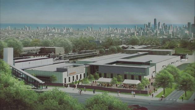 Food Industry Incubator The Hatchery Opening Next Year In Garfield Park