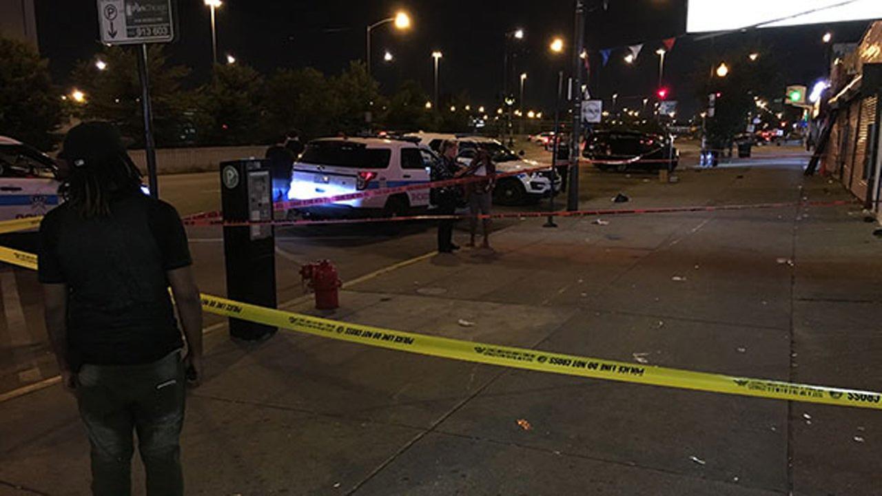 Bystander killed in Park Manor shooting