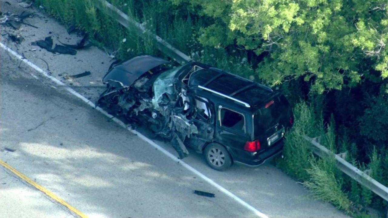 1 dead in Richmond head-on crash