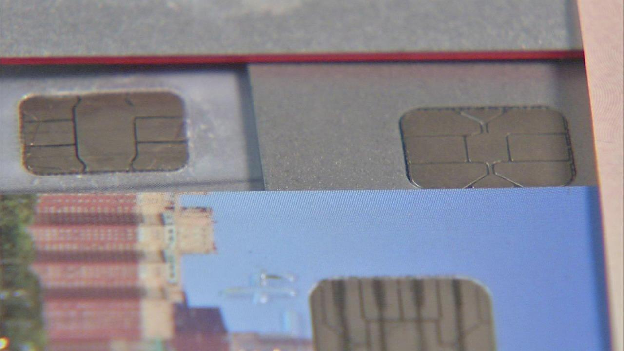 Credit card chips can fall out, posing a security risk ...