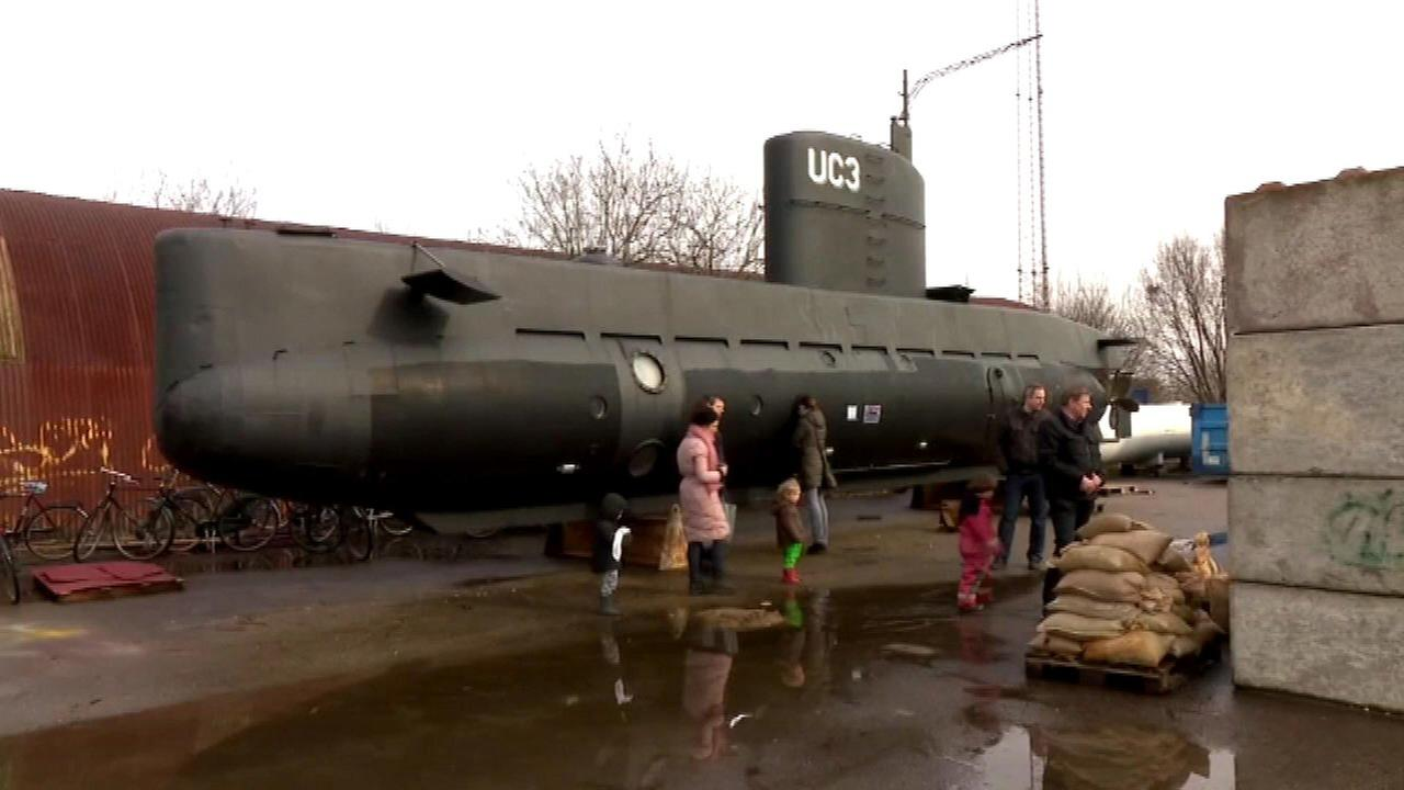 Danish DIY sub 'deliberately sank' after journalist vanished